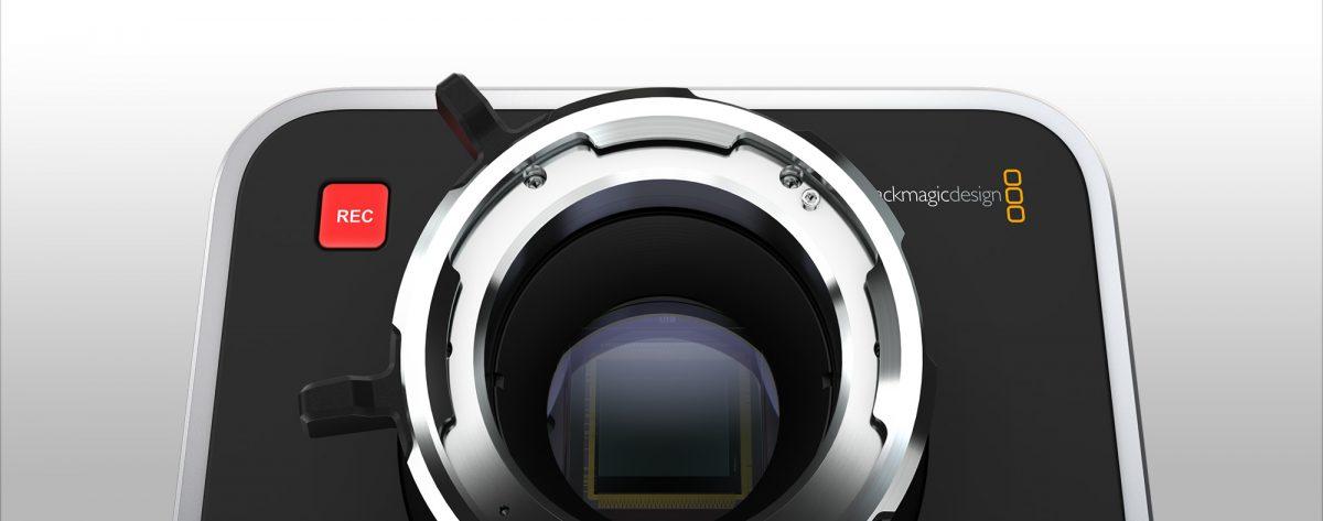La Blackmagic cinéma caméra (BMCC)
