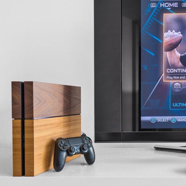 Balolo : Les covers de luxe en bois pour Xbox One et PS4